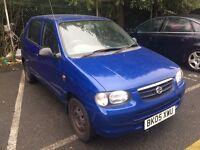 Suzuki Alto only 29000 miles !!!