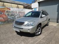 Lexus Rx 400H Se Estate 3.3 Cvt Petrol/Electric