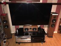 Vistron BST2039 Cantilever 2 Tier TV Stand £30.00