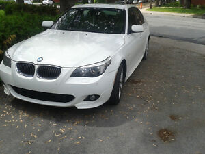 2008 BMW 535XI  M Sport package