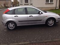 Ford Focus 2002 mot 1 year