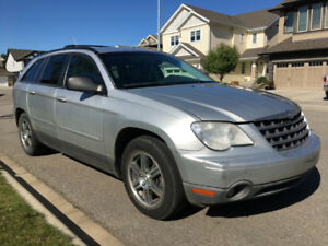 2008 Chrysler Pacifica. SUV. Excellent condition!