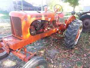 Allis Chalmers WD and WC Peterborough Peterborough Area image 2