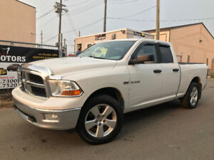 2009 DODGE RAM 1500 SLT 4X4 5.7 HEMI 193000 KMS REMOTE START