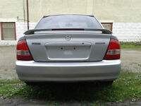 NEW PRICE - 2001 Mazda Protege ES $600 as is