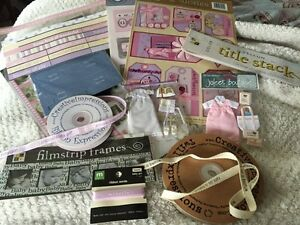 $10 Scrapbooking Kits for Baby Girl & Girls  Prince George British Columbia image 2