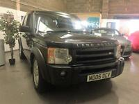 2006 06 LandRover Discovery TDV6 S 7 Seater Heated Seats