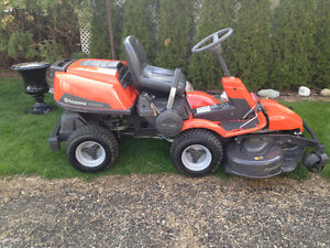 Like brand New! Top of the Line Husqvarna very low hours