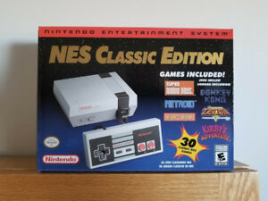 NES Classic (Authentic) Brand New - Modded with over 800 games!