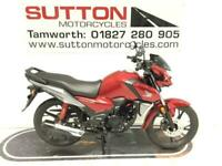 Honda CB125F 2021 model unregistered with 0 miles in stock