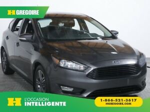 2016 Ford Focus SE A/C TOIT GR ELECTRIQUE MAGS BLUETOOTH CAMERA