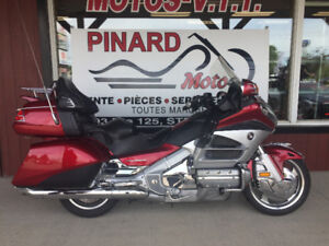 Moto honda goldwing gl1800 2012