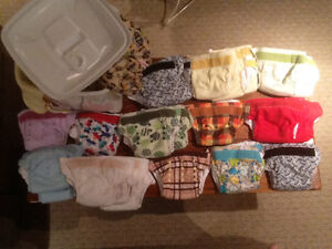 Couches lavables mini kiwi washable diapers