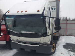 Parting out 2008 International CF600