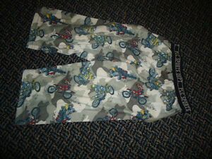 Boys Size 2 Motocross Racer Sleep Pants by Children's Place