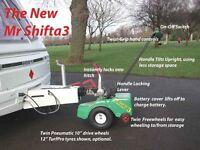 Mr Shifta 3 caravan boat trailer horse box motor mover