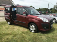 FIAT DOBLO MYLIFE 1.6 DIESEL 7 SEATS 53000 MILES RARE 7 SEATER