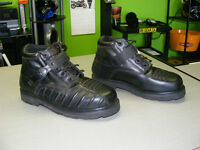 ICON - Short Riding Boots - Super Duty - Size 9.5 at RE-GEAR