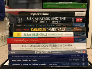 1st and 2nd Year PSI Textbooks- Conestoga