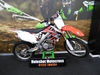Honda CRF 450 Motocross Bike Very clean example Full Yoshi exhaust system