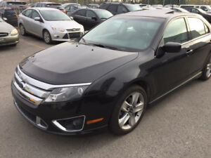 FORD FUSION SPORT 2010!!! V6 3,5L AWD