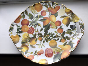 Tipo Limoges Da Vinci Home Collection Fine China Serving Plate