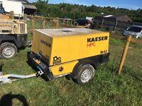 X2 compressors kaeser / ingersol rand