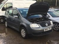 VW Touran 1.9 tdi PD breaking for parts/spares