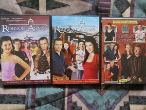 ROBSON ARMS, COMPLETE SERIES ON DVD