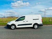 Peugeot Partner 1.6HDi ( 92 ) Crew Van S L2 - EX FLEET VAN -£3,990 ALL IN