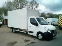 Renault Master LUTON LWB,2012,12 REG,WHITE,LONG MOT,VERY CLEAN VAN,