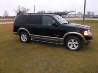 2004 Ford Explorer Eddie Bauer Limited