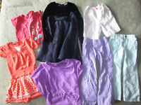girl clothes size 5-6