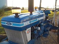 For Sale or Trade. 2175 hour FORD 5610 TRACTOR