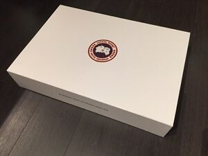 Brand new Authentic Canada Goose Box