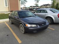 1997 Toyota Camry XLE $1700 OBO. Need it gone!