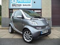 2007 SMART 0.7 FORTWO CITY PASSION 61 AUTO, SUPERB CONDITION!