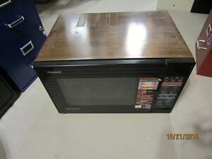 Panasonic Dimension 4 Microwave Convection Cooker