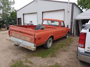 1969 GMC 1/2 ton