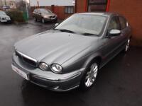 2004 53 JAGUAR X-TYPE 2.1 V6 4D AUTO 157 BHP