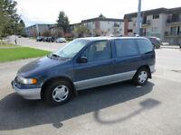 1996 Mercury Villager Minivan, Van