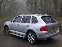 2004 04 Porsche Cayenne 4.5 Tiptronic auto S...£10,000 of OPTIONAL EXTRAS!!