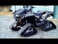 Tracks for Can-Am 800