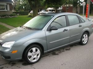 2005 Ford Focus ZX4 89,000kms