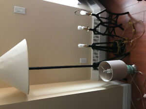 LOTS OF LAMPS FOR SALE!!!! VARIOUS SIZES
