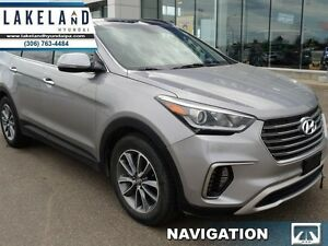 2017 Hyundai Santa Fe XL Luxury  - Navigation -  Cooled Seats -