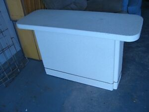 behind the sofa table -- CREAM COLOR