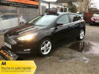 2017 Ford Focus ZETEC EDITION HATCHBACK Petrol Manual