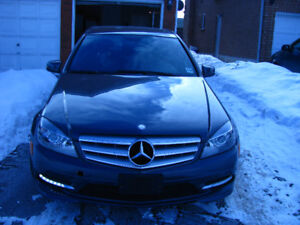 Mercedes C300 FOR EXPORT ONLY