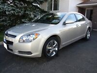 2011 Chevrolet Malibu LT Platinum Edition Sedan LOW MILEAGE